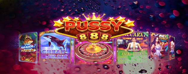 Pussy888 Online Casino Game